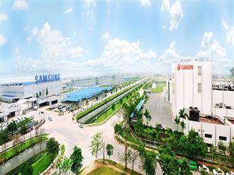 Vừa mất 18 nghìn m2 đất cho Sam Sung, Viglacera bị thu hơn 9 nghìn m2 đất ở Bắc Ninh