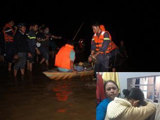 Vụ lật thuyền ở Quảng Nam: 6 người trong 2 gia đình tử vong, người mẹ được vớt lên trong tư thế ôm con