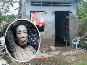 Vụ bà cụ bị con dâu bỏ ở nhà hoang, muỗi cắn đỏ người: Gọi điện thông báo nhưng 2 con trai và các cháu nội đều không nghe máy