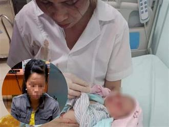 Vụ bé trai sơ sinh bị bỏ rơi dưới hố gas ở Hà Nội: Mẹ khai vì hoàn cảnh khó khăn không thể nuôi con