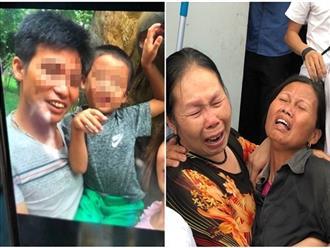 Vụ cháy 8 người chết: Nhận ra anh trai nhờ dây chuyền tặng sinh nhật