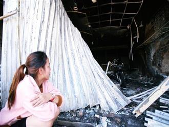 """Vụ cháy xe bồn khiến 6 người chết ở Bình Phước: """"Nhiều người chạy thoát rồi quay lại gào khóc, khung cảnh lúc đó tang thương lắm"""""""
