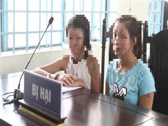 Vụ hai chị em bị tạt axit: Ẩu đả ở tòa vì...tiền bồi thường
