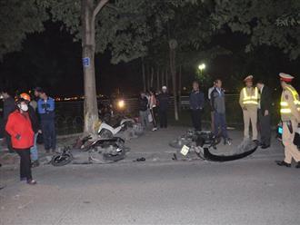 Vụ Lexus gây tai nạn liên hoàn: Người trong xe mở cửa thấy nạn nhân dưới gầm nhưng vẫn lấy đà lao tiếp