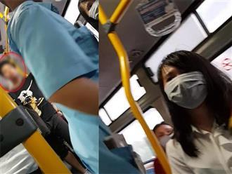 Vụ nam thanh niên thủ dâm trên xe buýt ở Hà Nội: Xử phạt hành chính