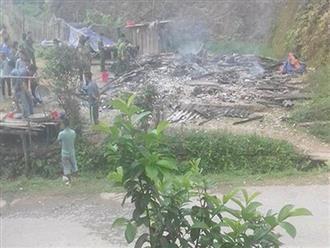 Vụ sát hại 4 người sau khi hiếp dâm bất thành: Giết người xong, quay lại đốt rụi căn nhà