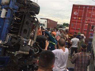 Vụ tai nạn 5 người chết ở Hải Dương: Lời khai bất ngờ của tài xế xe tải