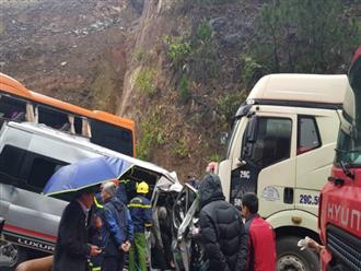 Vụ tai nạn kinh hoàng ở Huế: Lộ nguyên nhân khiến 1 người chết, 7 người bị thương