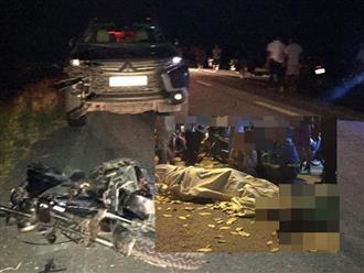 Ô tô tông xe đạp điện khiến 2 nữ sinh lớp 6 và bé trai 4 tuổi tử vong ở Hà Tĩnh: Hé lộ danh tính tài xế