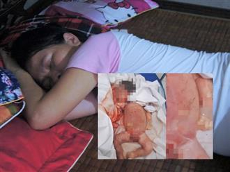 Vụ trẻ sơ sinh bị kéo đứt cổ ở Hà Tĩnh: Người mẹ tiết lộ thông tin bất ngờ