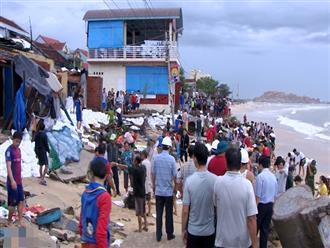 Xác xơ sau bão, Bình Định ban bố tình trạng khẩn cấp