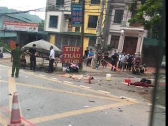 Xe innova gây tai nạn làm chết 3 người rồi bỏ trốn