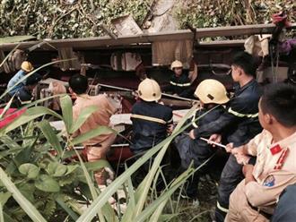 Xe khách lao vực ở Cao Bằng: Phó Thủ tướng chỉ đạo khẩn