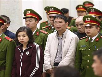 Xét xử Trịnh Xuân Thanh và đồng phạm: Các bị cáo nói lời sau cùng