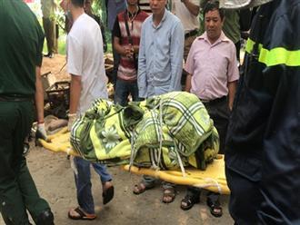 Xót cảnh gia đình 4 người chết thảm trong đám cháy ở Hà Nội: 3 mẹ con vẫn ôm chặt nhau, thi thể người chồng chưa được tìm thấy