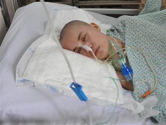 Xót thương cô gái trẻ chấn thương sọ não sau tai nạn giao thông cả tháng trời ở viện không có người thân đến nhận