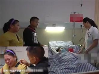 Xót xa: Cặp vợ chồng mắc bệnh ung thư rút thăm để chọn người được sống, ở lại chăm sóc con mắc bệnh hiểm nghèo
