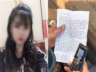 """Xót xa lá thư gửi gia đình của cô gái trẻ trước khi nhảy cầu Bãi Cháy tự tử: """"Con sang bên kia, con rất nhớ và muốn gặp mẹ..."""""""