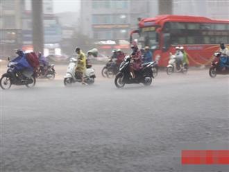 Cuối tuần khả năng lại xuất hiện áp thấp nhiệt đới trên Biển Đông