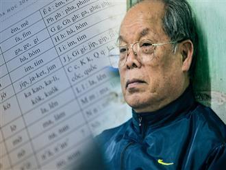 Nóng: Không còn là 'tiếq Việt', PGS.TS Bùi Hiền đề xuất đổi thành bảng chữ cái 'tiếw Việt'
