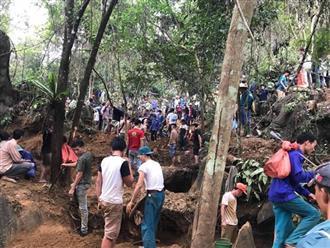 Yên Bái: Nghe tin có người đào được đá quý 5 tỷ, người dân đua nhau xới tung rừng tìm đá quý