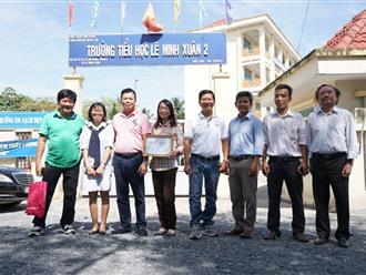 Chuỗi chương trình từ thiện 3 ngày của Hội đá ốp lát Sài Gòn kỷ niệm 10 năm thành lập