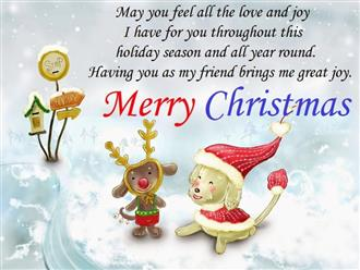 Những bức hình chủ đề Giáng sinh đẹp nhất