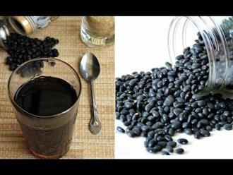 Cách nấu nước đậu đen đường phèn ngon ngọt, đậm đà tròn vị cực mê li