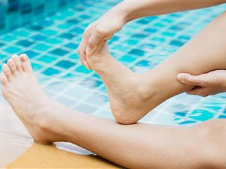 Triệu chứng và các phương pháp ngăn ngừa chuột rút bắp chân