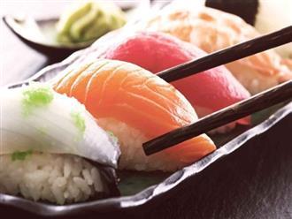 Siêu vi khuẩn kháng kháng sinh có trong hải sản sống, người thích ăn sushi dễ mắc nhất