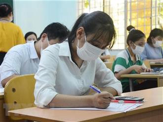 Bộ GD&ĐT yêu cầu tinh giản nội dung dạy học THCS - THPT trong năm học 2021-2022 ứng phó với tình hình dịch bệnh