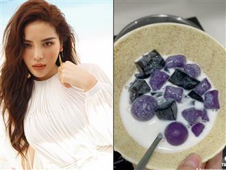 Chè khoai dẻo 'homemade' theo phong cách Hoa hậu Kỳ Duyên, ăn không sợ béo, ngại gì không thử?