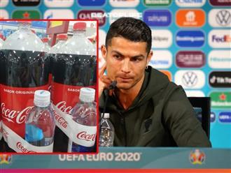 Coca Cola lật ngược tình thế, có chiêu đáp trả 'cao tay' để lấy lại 90 ngàn tỷ sau cú hất tay của Ronaldo?