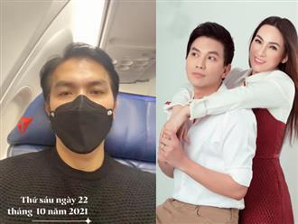 Mạnh Quỳnh xuất hiện 'tiều tuỵ đi trông thấy' kể từ khi cố ca sĩ Phi Nhung qua đời khiến người hâm mộ không khỏi xót xa, lo lắng