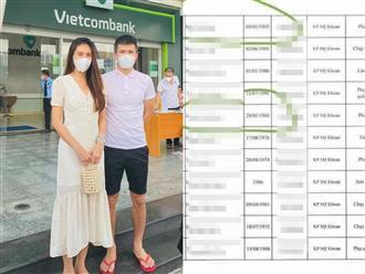 Netizen 'soi' ra chi tiết 'ngớ ngẩn' đến khó tin trong sao kê của Thuỷ Tiên: 2 cụ già 116 tuổi vẫn đi phụ hồ và được 1,5 triệu tiền trợ cấp?