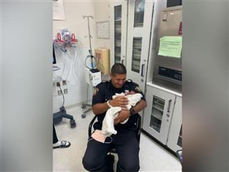 Người đàn ông 'máu lạnh' ném đứa trẻ từ tầng 2 ban công xuống đất, may mắn được một cảnh sát bắt kịp