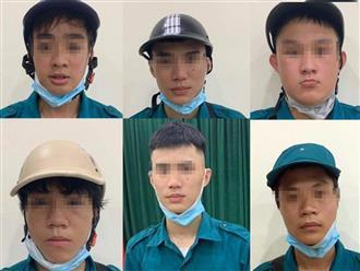 Nhóm thiếu niên giả lực lượng chống dịch đi 'hành sự' ban đêm để cưỡng đoạt tiền của người đi đường