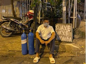 Ông Đoàn Ngọc Hải tuyên bố sẽ đeo bảng 'TÔI LÀ KẺ ĂN CẮP TIỀN' ngồi tại các chợ nếu trục lợi Quỹ Vì đồng bào dù chỉ một đồng