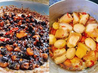 'Ngon hết sẩy' mâm cơm 'nhà quê' với cá lóc nấu canh chua, ốc kho xả ớt, ăn mà nhớ nhà quá chừng!
