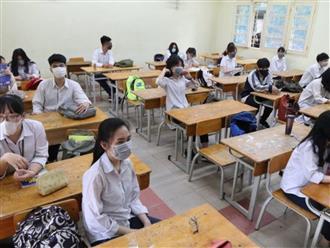 Sở GD&ĐT TP.HCM đề xuất cho học sinh ở vùng an toàn được trở lại trường