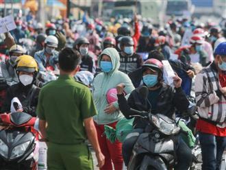 Tây Ninh, Long An đã đồng ý phương án đi lại cho người dân TP.HCM, 2 tỉnh còn lại chưa có phản hồi