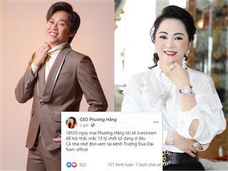 Hoài Linh bị nghi 'ăn chặn' 13 tỷ ủng hộ miền Trung, bà Phương Hằng liền có động thái 'châm mồi' vào lửa?