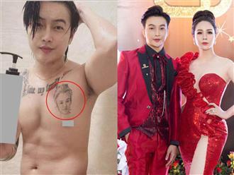 TiTi khoe body 'hót hòn họt', cư dân mạng chăm chăm soi hình xăm ngay trên ngực vì quá giống Nhật Kim Anh