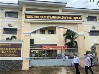 TP.HCM chấp thuận cho học sinh xã đảo Thạnh An đến trường học trực tiếp trở lại từ ngày 20/10