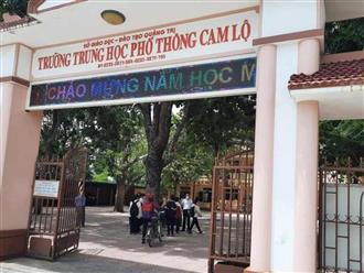 Trải lòng của cô giáo ở Quảng Trị mắng học sinh nặng nề: 'Trên 26 năm đứng trên bục giảng, tôi chưa bao giờ tức giận như thế'