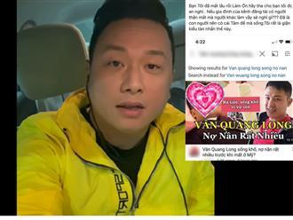 Vân Quang Long bị 'bới móc' chuyện nợ nần ở Mỹ, Hàn Thái Tú tức giận: 'Làm ơn hãy tha cho bạn tôi được an nghỉ'