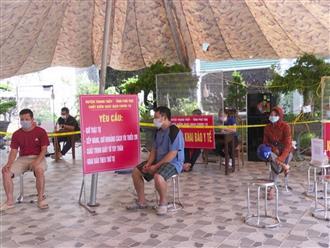 Vây xem tai nạn giao thông của người đi từ Bình Dương về Lào Cai, 51 người ở Phú Thọ thành F1