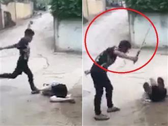 Vụ 'thiếu gia' dùng gậy 3 khúc đánh người, mặc kệ nạn nhân van xin thảm thiết ở Phú Thọ: Hé lộ nguyên nhân vụ việc