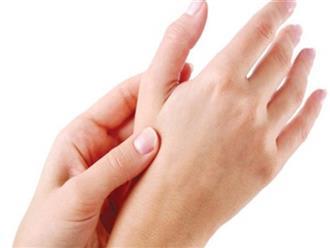 Tê tay dấu hiệu cảnh báo hàng loạt bệnh nguy hiểm