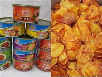 4 món ăn khoái khẩu của người Việt lại đứng đầu trong danh sách thực phẩm gây ung thư